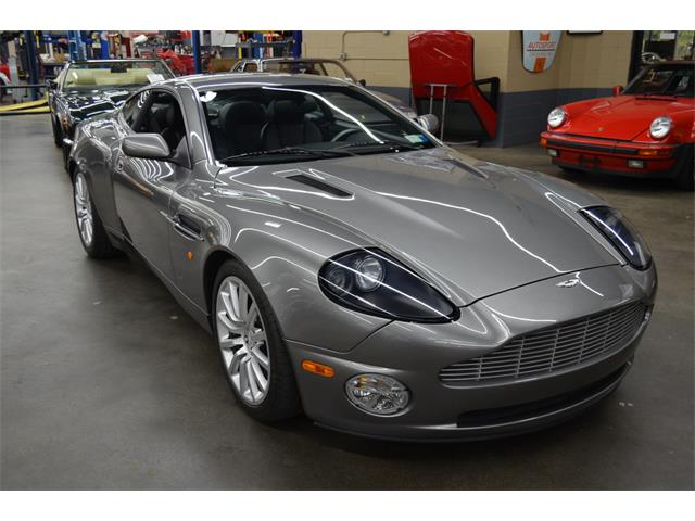 2003 Aston Martin Vanquish (CC-1382454) for sale in Huntington Station, New York