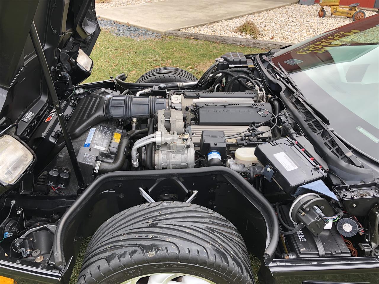 1992 Chevrolet Corvette (CC-1382455) for sale in Latrobe, Pennsylvania
