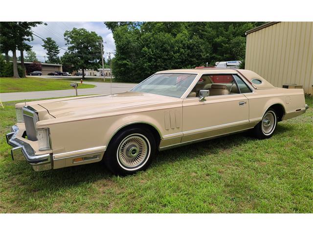 1979 Lincoln Mark V (CC-1382458) for sale in Hopedale, Massachusetts