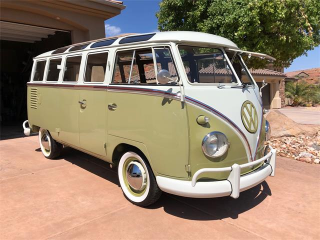 1960 Volkswagen Bus (CC-1382462) for sale in orange, California