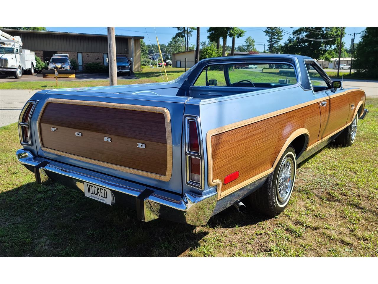 1979 Ford Ranchero (CC-1382463) for sale in Hopedale, Massachusetts