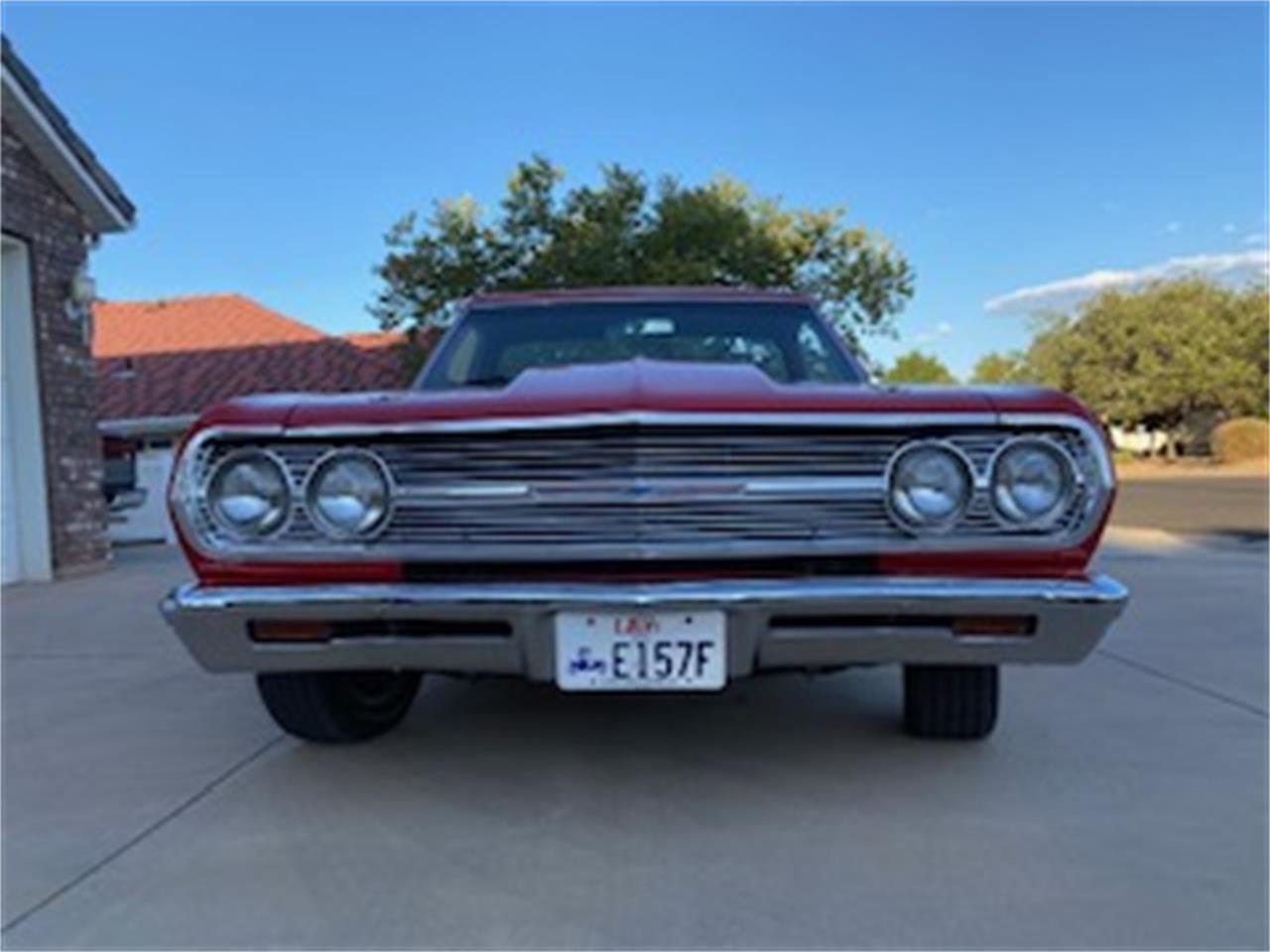 1965 Chevrolet El Camino (CC-1382465) for sale in Santa Clara, Utah