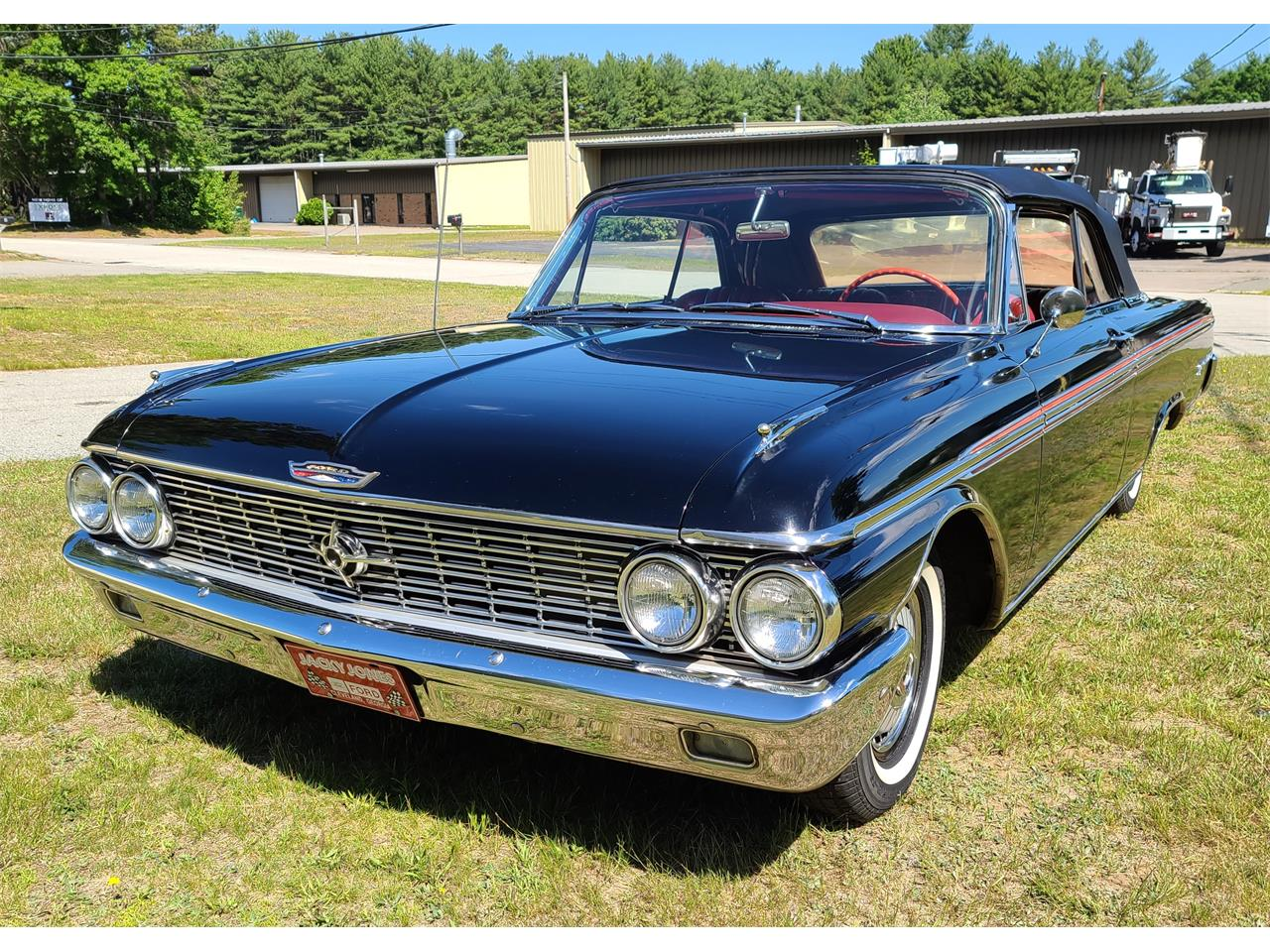 1962 Ford Galaxie 500 XL (CC-1382467) for sale in Hopedale, Massachusetts