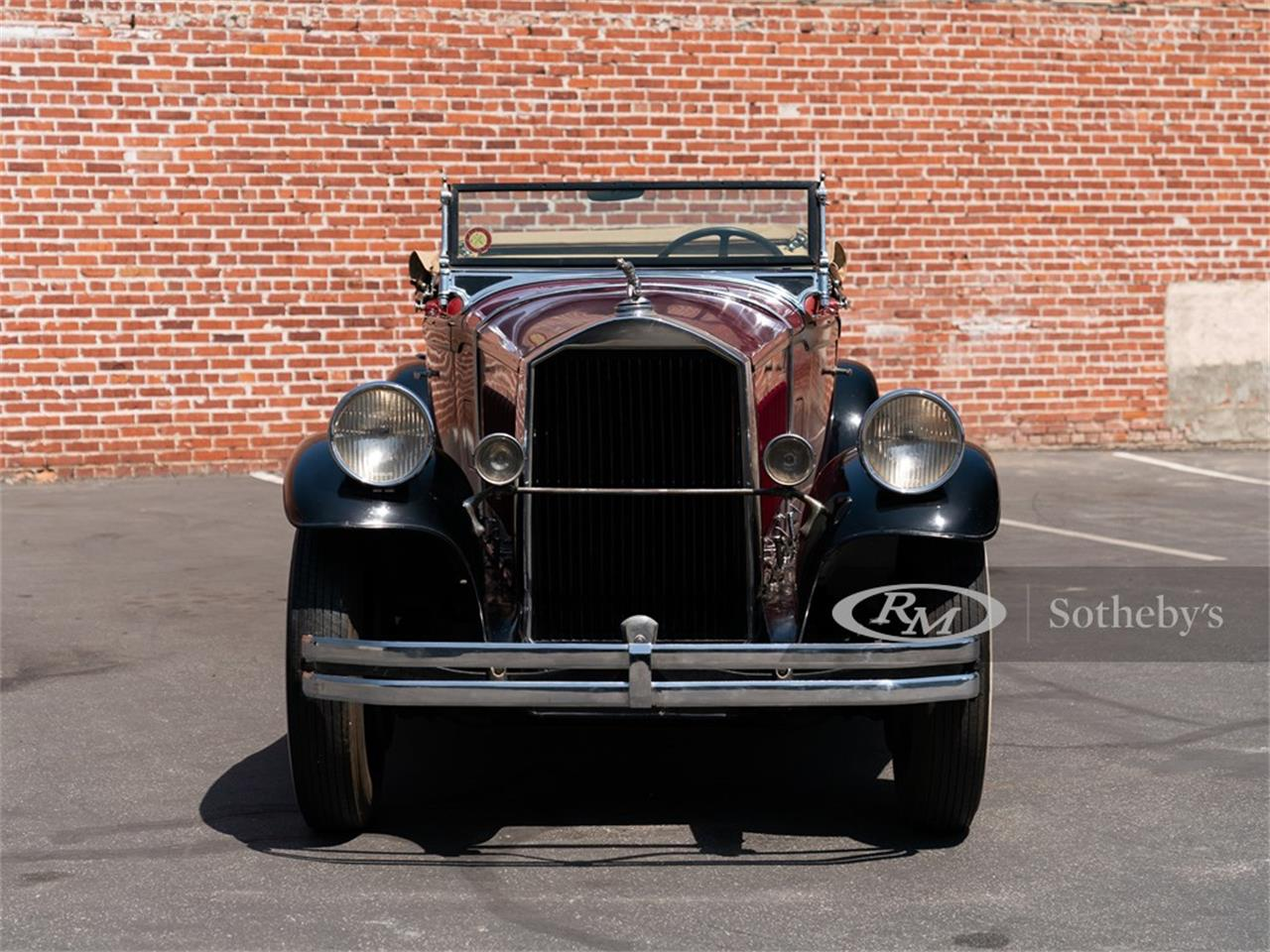 1929 Pierce-Arrow Model 125 (CC-1382472) for sale in Online, California
