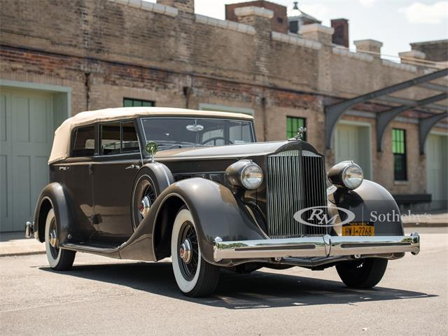 1935 Packard Super Eight (CC-1382473) for sale in Hershey, Pennsylvania