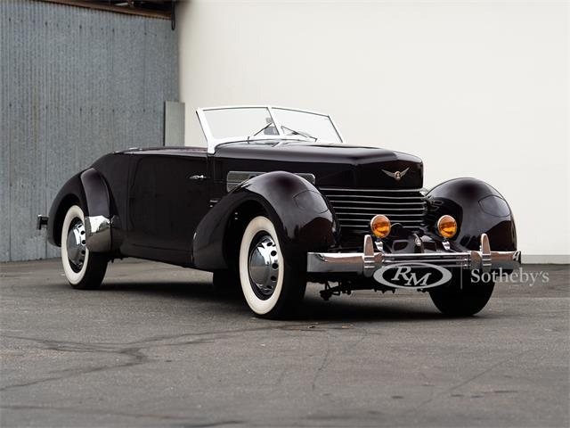 1937 Cord 812 (CC-1382476) for sale in Online, California