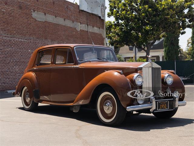 1950 Rolls-Royce Silver Dawn (CC-1382479) for sale in Online, California