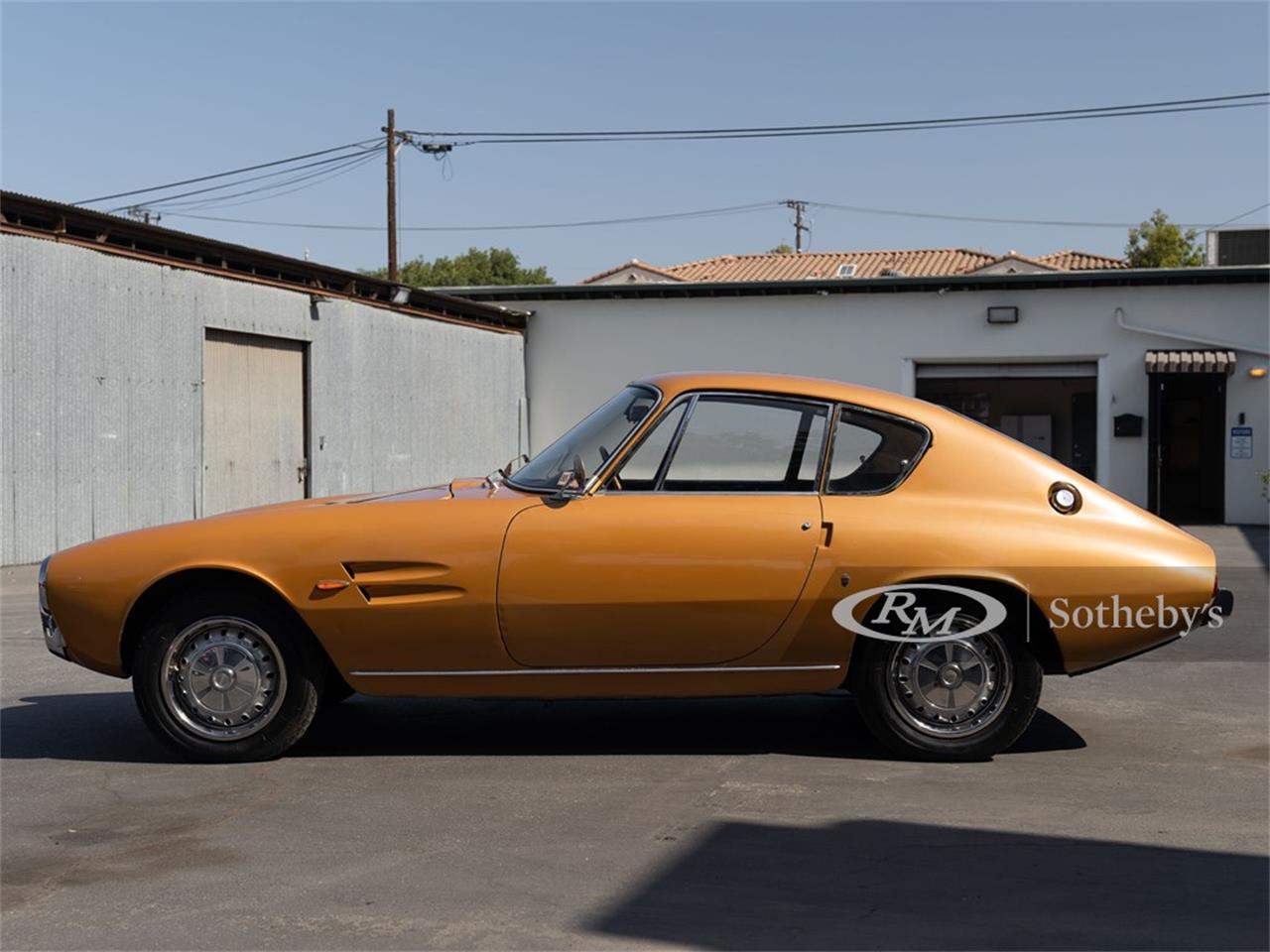 1963 Ghia 1500 GT Coupe (CC-1382482) for sale in Online, California