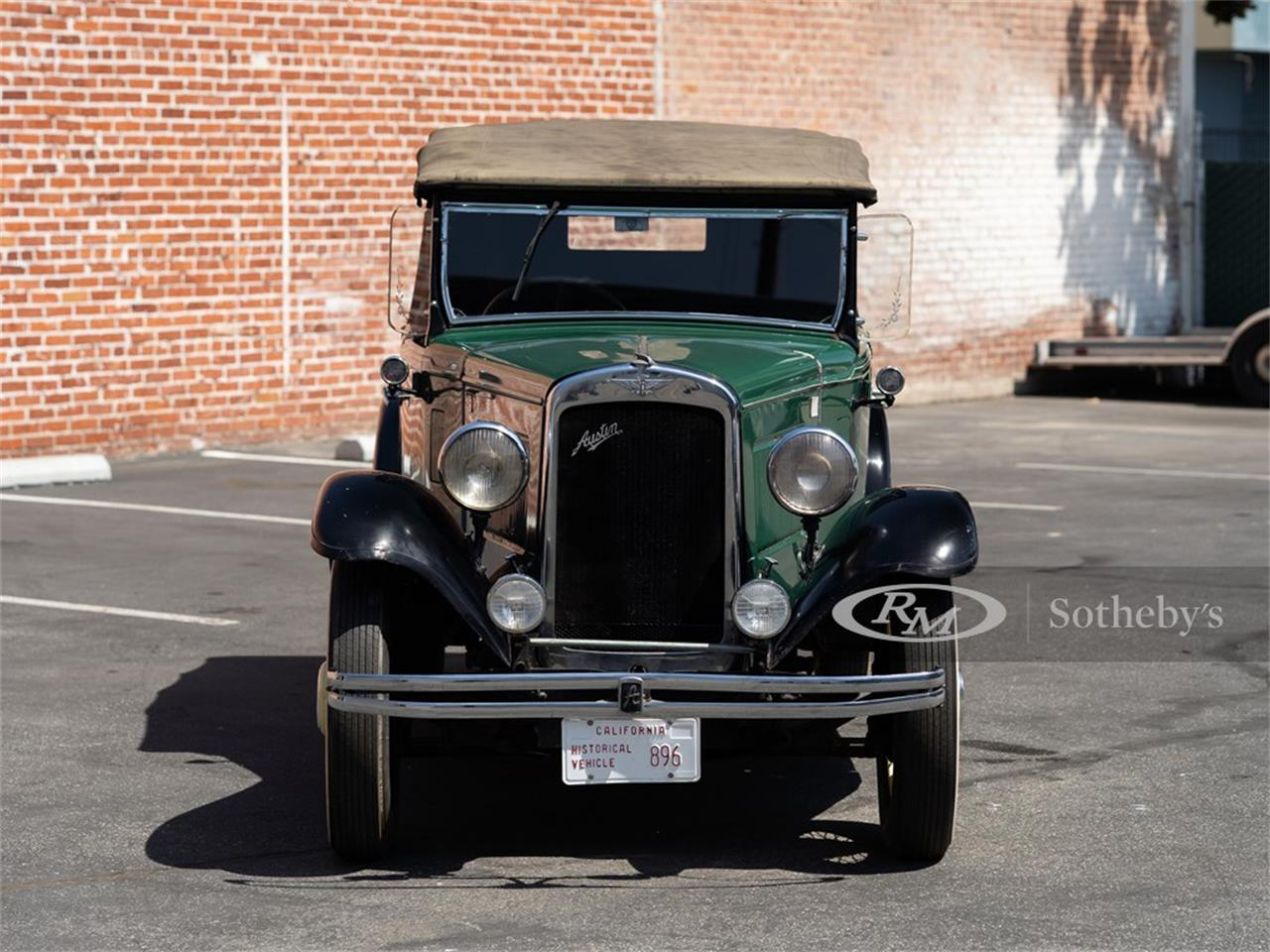 1932 Austin 12/4 (CC-1382525) for sale in Online, California