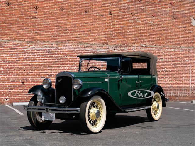 1932 Austin 12/4 (CC-1382525) for sale in Online, California