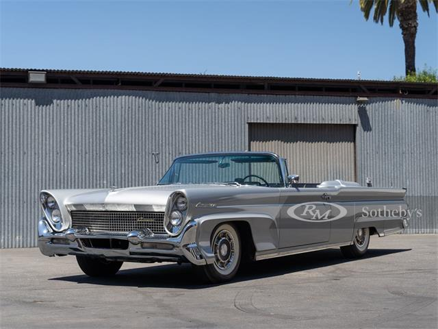 1958 Lincoln Continental Mark III (CC-1382529) for sale in Online, California