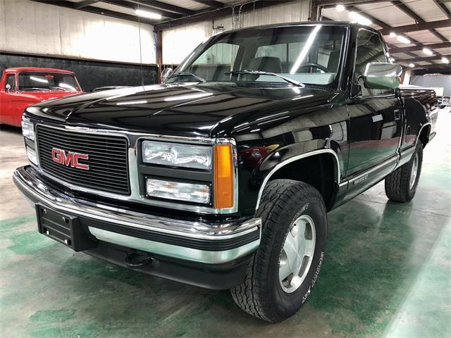 1992 GMC 1500 (CC-1382538) for sale in Sherman, Texas