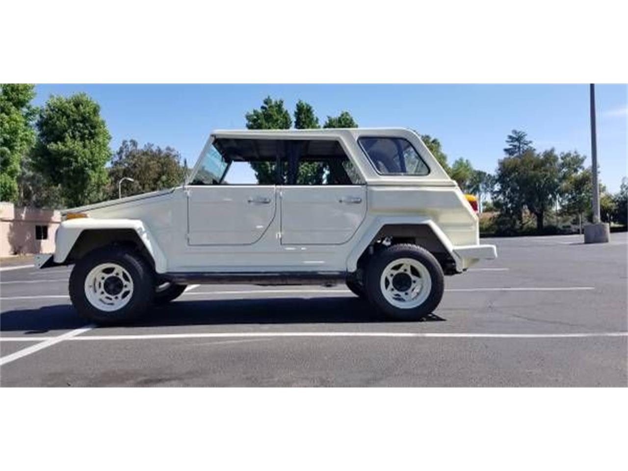 for sale 1974 volkswagen thing in cadillac, michigan cars - cadillac, mi at geebo
