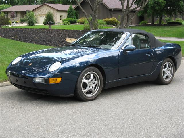 1992 Porsche 968 (CC-1382556) for sale in Cortland, Ohio