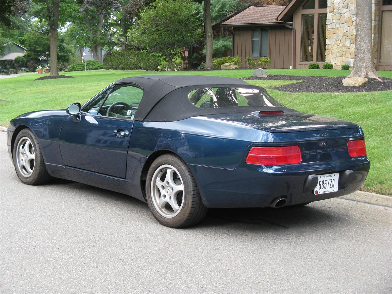1992 Porsche 968 (CC-1382556) for sale in Cortland, Ohio