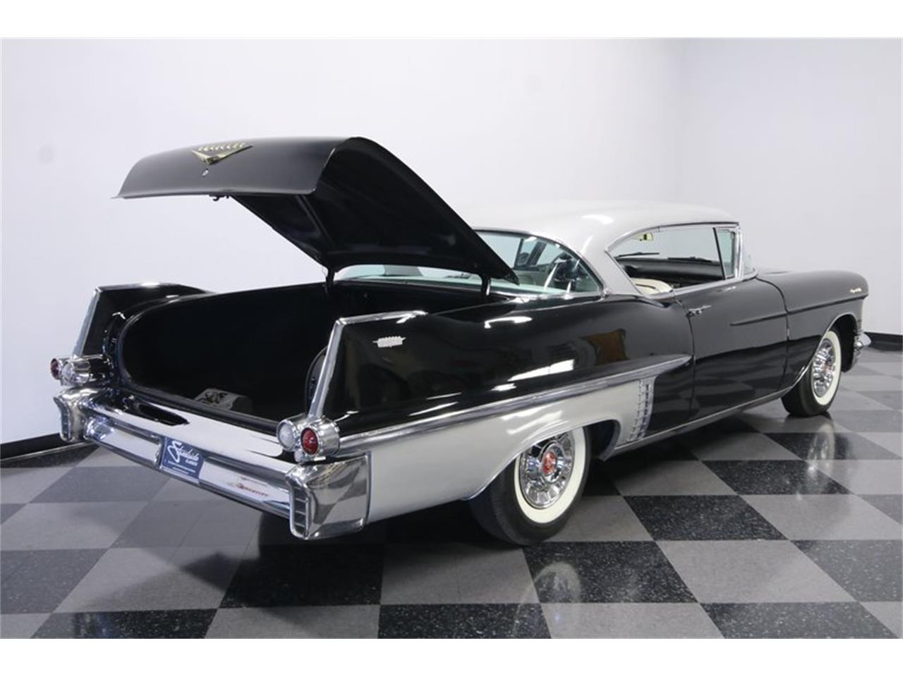1957 Cadillac Coupe (CC-1382615) for sale in Lutz, Florida