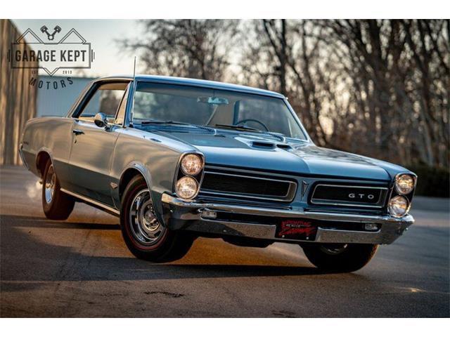 1965 Pontiac GTO (CC-1382618) for sale in Grand Rapids, Michigan