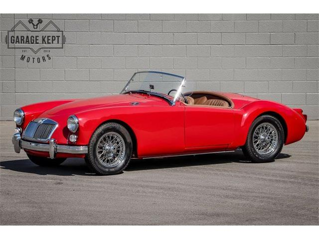 1961 MG MGA (CC-1382620) for sale in Grand Rapids, Michigan