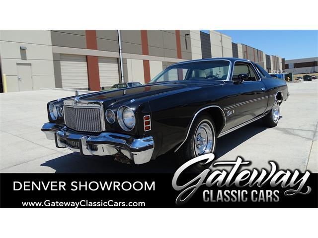 1977 Chrysler Cordoba (CC-1382623) for sale in O'Fallon, Illinois