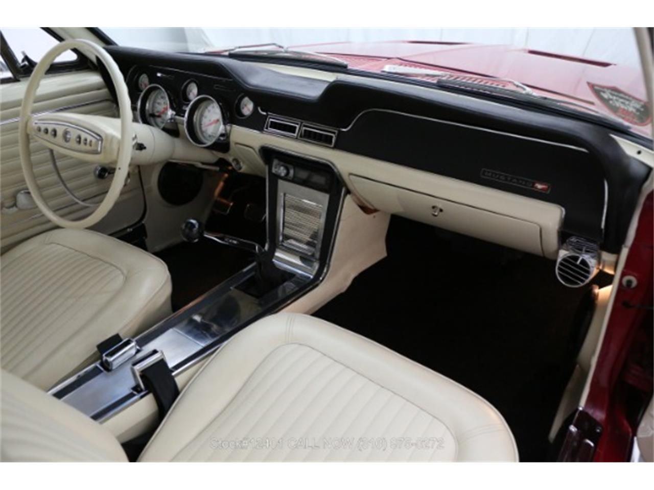 1968 Ford Mustang (CC-1382630) for sale in Beverly Hills, California