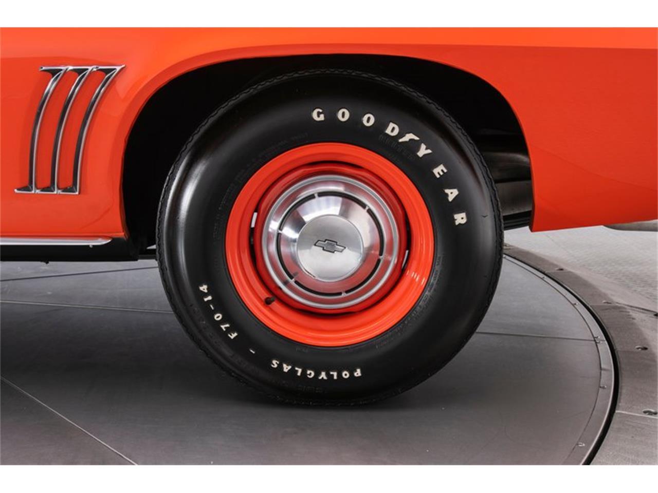 1969 Chevrolet Camaro (CC-1382635) for sale in Charlotte, North Carolina