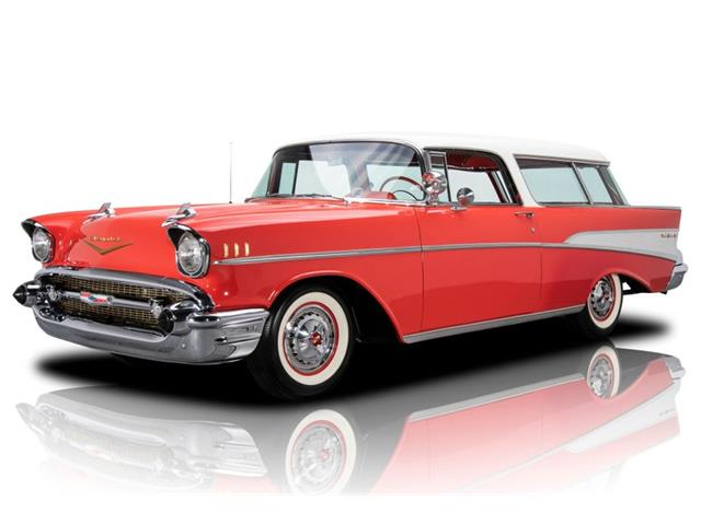 1957 Chevrolet Bel Air (CC-1382637) for sale in Charlotte, North Carolina