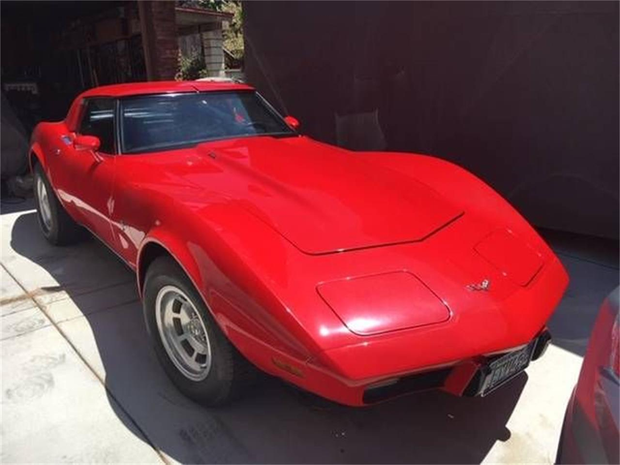 1979 Chevrolet Corvette (CC-1380266) for sale in Cadillac, Michigan