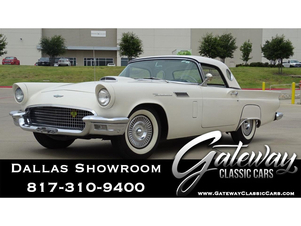 1957 Ford Thunderbird (CC-1382661) for sale in O'Fallon, Illinois