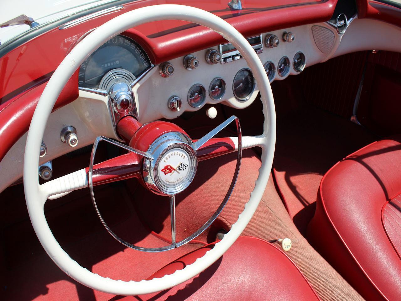1954 Chevrolet Corvette (CC-1382684) for sale in O'Fallon, Illinois