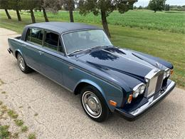 1975 Rolls-Royce Silver Shadow (CC-1382692) for sale in Carey, Illinois