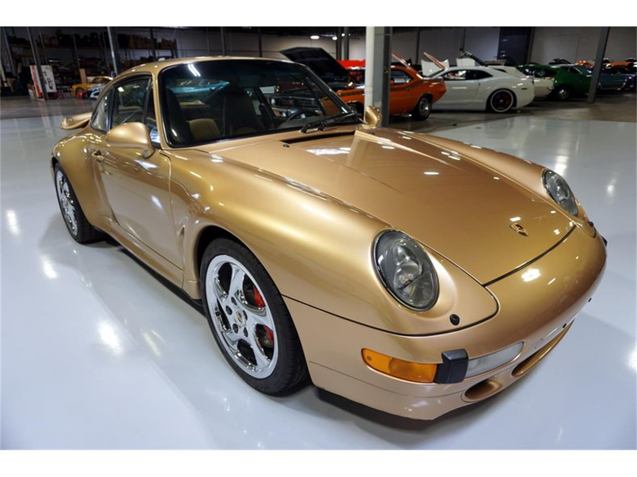 1997 Porsche 911 (CC-1382707) for sale in Solon, Ohio