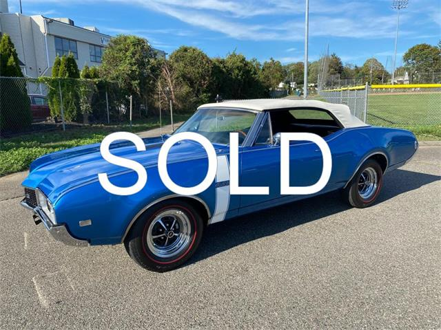 1968 Oldsmobile Cutlass (CC-1382715) for sale in Milford City, Connecticut