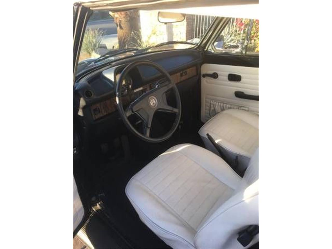 1977 Volkswagen Beetle (CC-1380272) for sale in Cadillac, Michigan