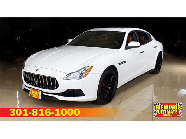 2017 Maserati Quattroporte (CC-1382720) for sale in Rockville, Maryland