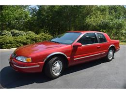 1996 Mercury Cougar (CC-1382725) for sale in Elkhart, Indiana