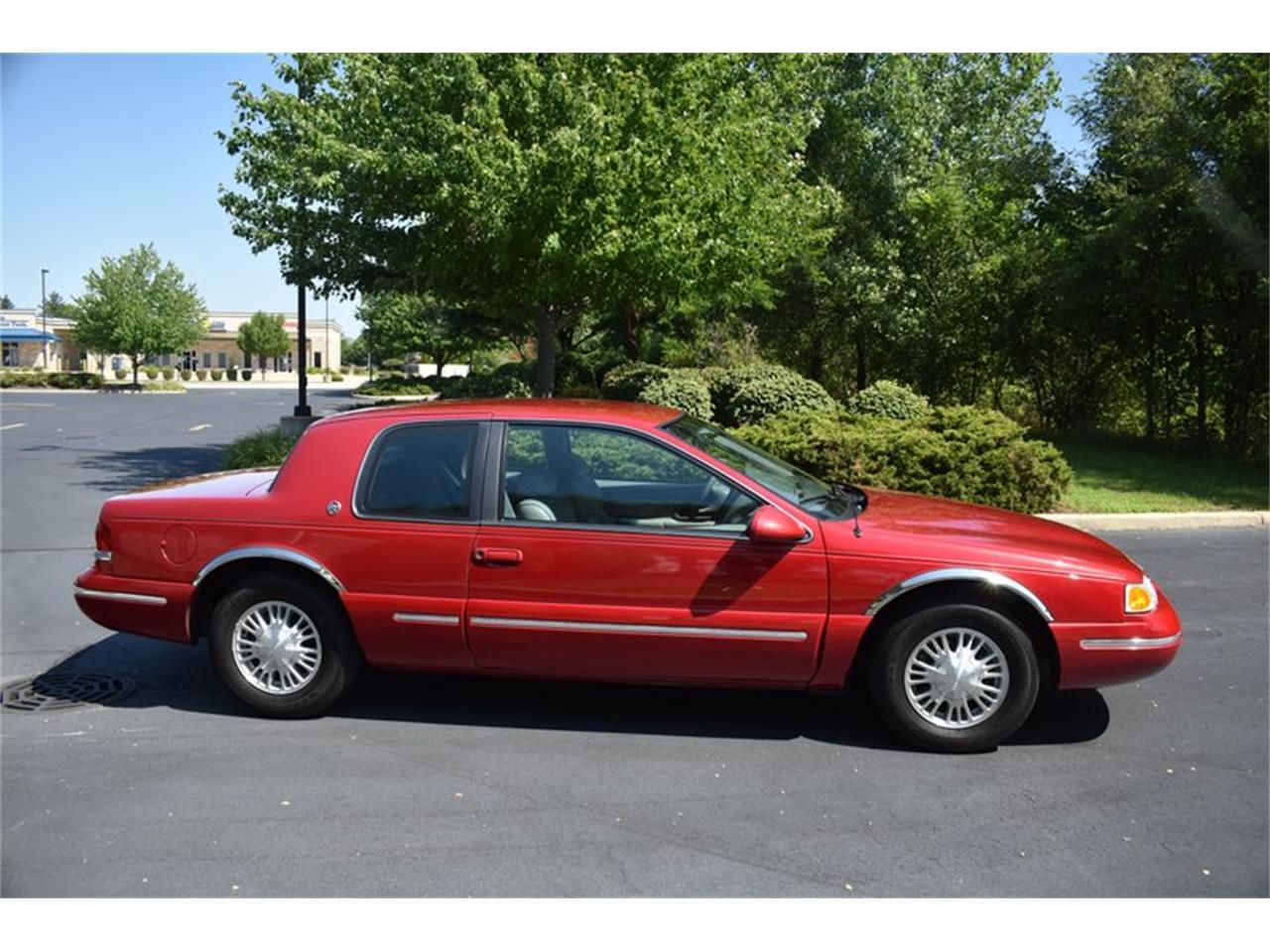 1996 mercury cougar for sale classiccars com cc 1382725 1996 mercury cougar for sale