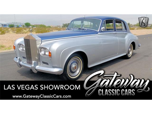 1965 Rolls-Royce Silver Shadow (CC-1382739) for sale in O'Fallon, Illinois