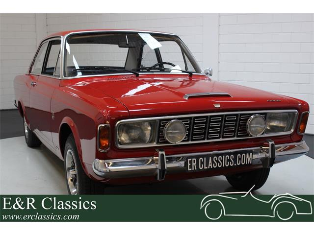 1968 Ford Coupe (CC-1380274) for sale in Waalwijk, Noord-Brabant