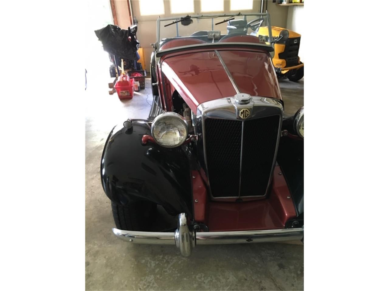 1952 MG TD (CC-1382774) for sale in Carlisle, Pennsylvania