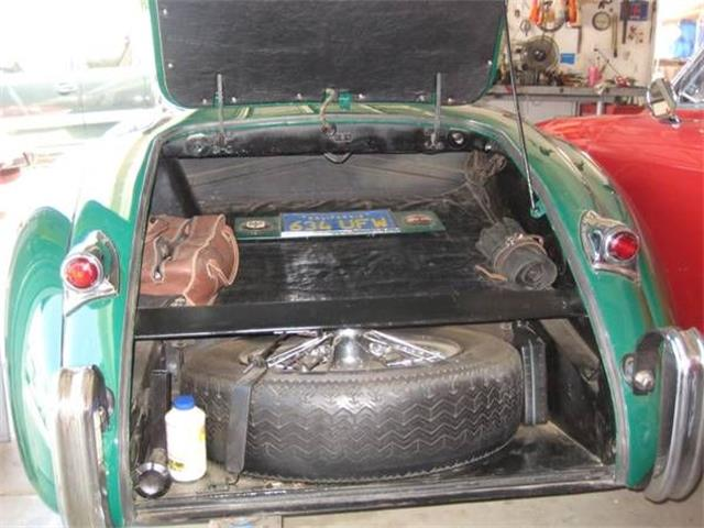 1954 Jaguar XK120 (CC-1380278) for sale in Cadillac, Michigan