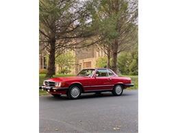1987 Mercedes-Benz 560SL (CC-1382780) for sale in Carlisle, Pennsylvania