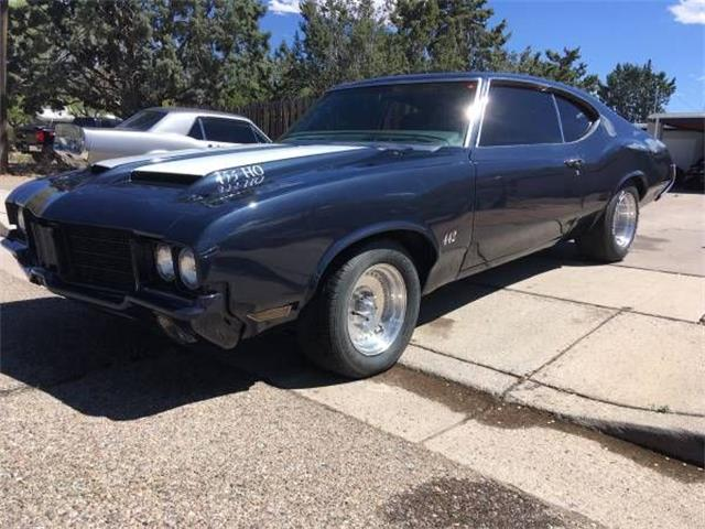 1972 Oldsmobile 442 (CC-1380279) for sale in Cadillac, Michigan