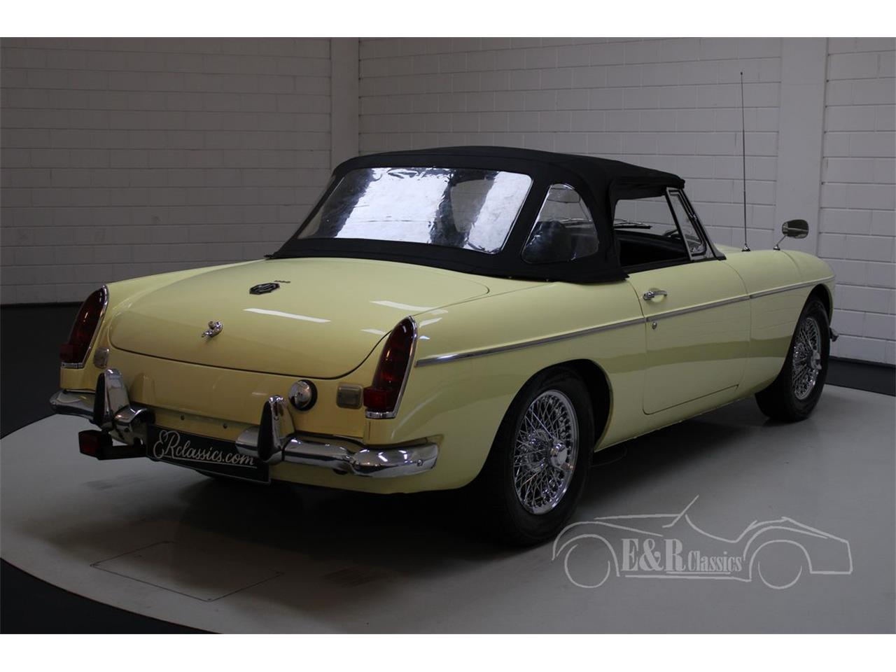 1970 MG MGB (CC-1382790) for sale in Waalwijk, Noord-Brabant