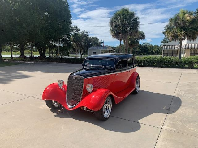 1933 Ford Sedan (CC-1382792) for sale in Lutz, Florida
