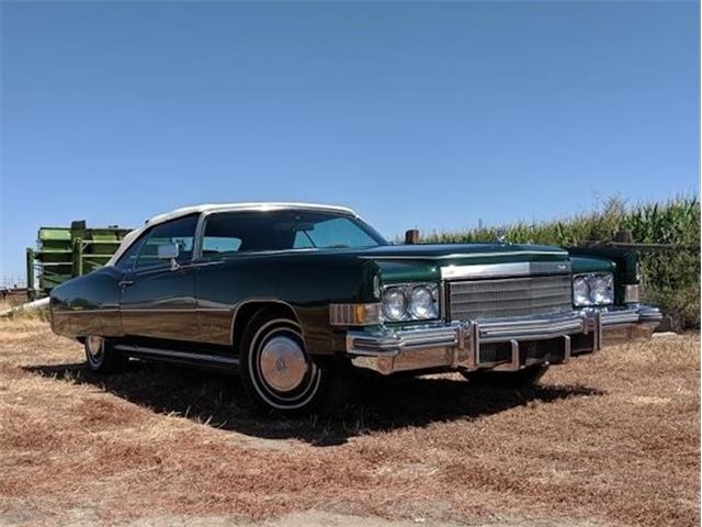 1974 Cadillac Eldorado (CC-1382794) for sale in Riverton, Wyoming
