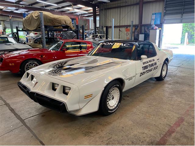 1981 Pontiac Firebird Trans Am WS6