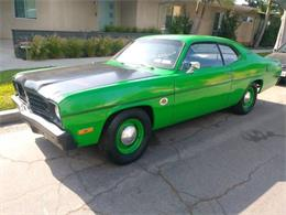 1973 Plymouth Duster (CC-1380280) for sale in Cadillac, Michigan