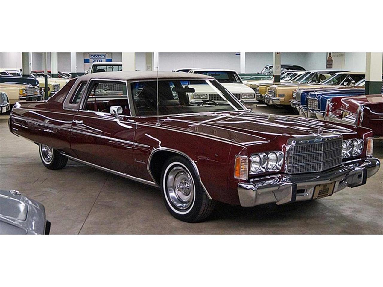 1976 Chrysler Newport (CC-1382800) for sale in hopedale, Massachusetts