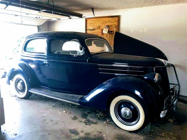 1936 Ford 2-Dr Coupe (CC-1382801) for sale in Cashion, Oklahoma