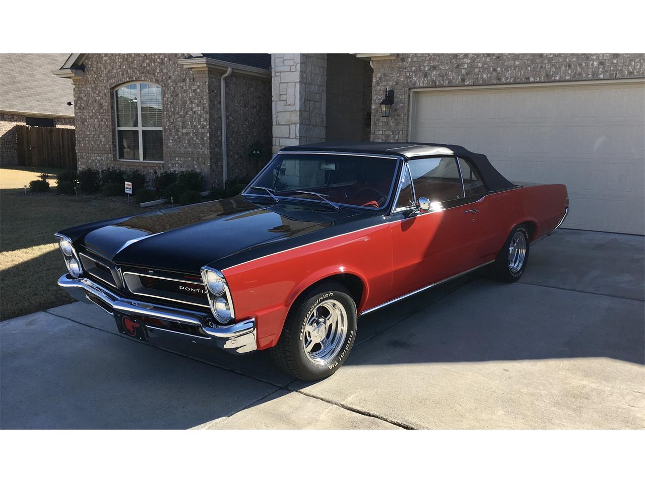 1965 Pontiac Tempest (CC-1382806) for sale in Oak Point , Texas